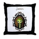 Twilight James Throw Pillow