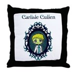 Twilight Carlisle Throw Pillow