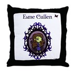 Twilight Esme Throw Pillow