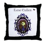 Twilight Esme Throw Pillow