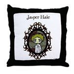 Twilight Jasper Throw Pillow