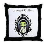 Twilight Emmet Throw Pillow