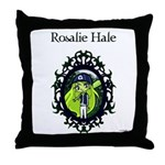 Twilight Rosalie Throw Pillow