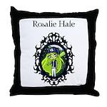 Twilight Rosalie Throw Pillow