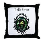 Twilight Bella Swan Throw Pillow