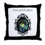Edward Cullen Throw Pillow
