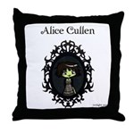 Twilight Alice Cullen Throw Pillow