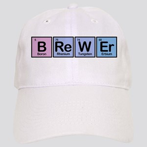 Brewer made of Elements Cap