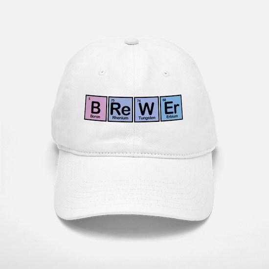 Brewer made of Elements Baseball Baseball Cap