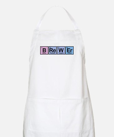 Brewer made of Elements BBQ Apron