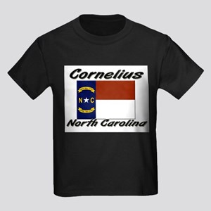 Cornelius North Carolina Kids Dark T-Shirt