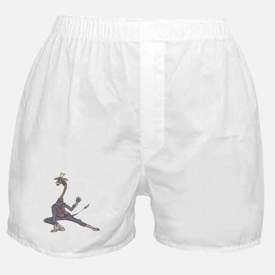 Unique Cartoon ninja Boxer Shorts