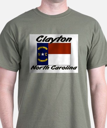 Clayton North Carolina T-Shirt
