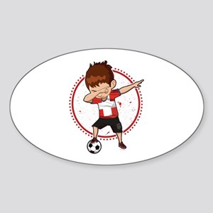 Football Dab Switzerland Swiss Footballer Sticker