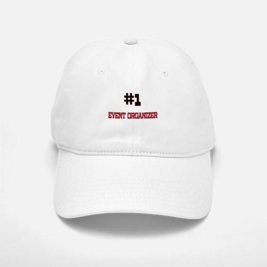 Number 1 EVENT ORGANIZER Baseball Baseball Cap