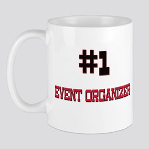 Number 1 EVENT ORGANIZER Mug