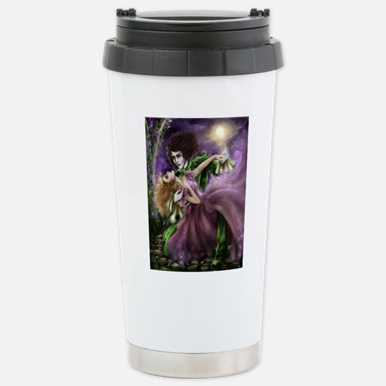 The Weed Stainless Steel Travel Mug