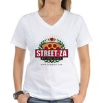 Streetza Women's V-Neck T-Shirt
