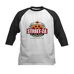 Streetza Kids Baseball Jersey