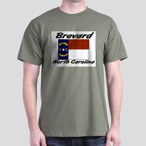 Brevard North Carolina Dark T-Shirt