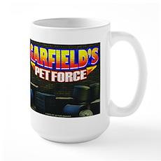 Pet Force - On The Run Large Mug