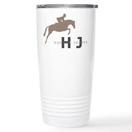 h/j horse Stainless Steel Travel Mug