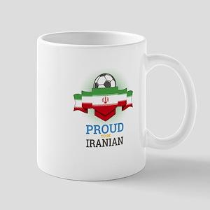 Football Iranian Iran Soccer Team Sports Foot Mugs