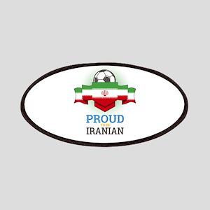 Football Iranian Iran Soccer Team Sports Foo Patch
