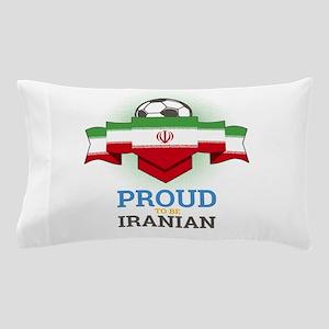 Football Iranian Iran Soccer Team Spor Pillow Case