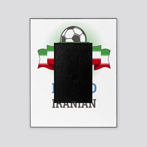 Football Iranian Iran Soccer Team Sp Picture Frame
