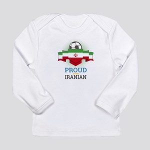 Football Iranian Iran Soccer T Long Sleeve T-Shirt