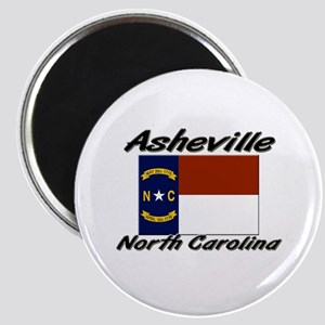 Asheville North Carolina Magnet