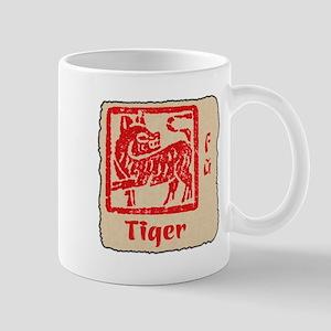 Zodiac Tiger Mug
