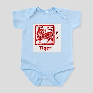 Zodiac Tiger Infant Creeper