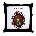 Twilight VictoriaThrow Pillow