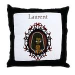 Twilight Laurent Throw Pillow