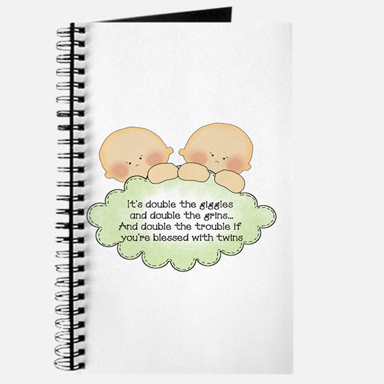 Twin Giggles Journal