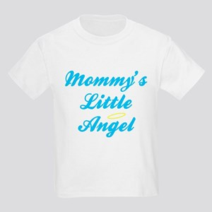 Mommy's Boy Angel Kids T-Shirt