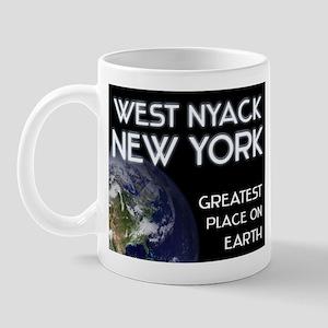 west nyack new york - greatest place on earth Mug