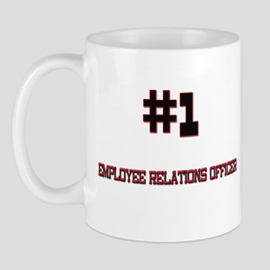 Number 1 EMPLOYEE RELATIONS OFFICER Mug