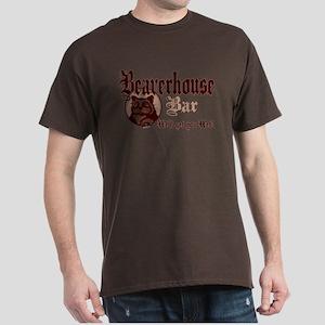 Beaverhouse Bar Dark T-Shirt