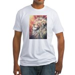 Sun King Fitted T-Shirt