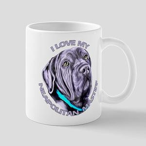 I Love My Neapolitan Mastiff Mug