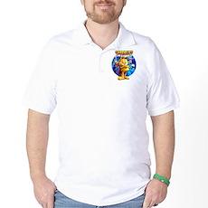 Garfield's Pet Force Golf Shirt