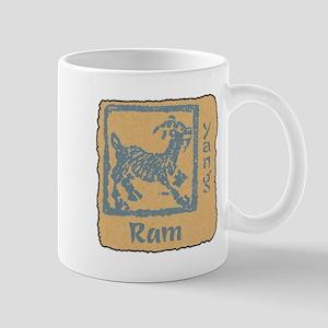 Zodiac Ram Mug