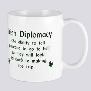 Irish Diplomacy Mug