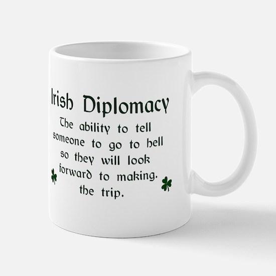 Irish Diplomacy Mug