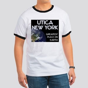 utica new york - greatest place on earth Ringer T