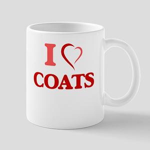 I love Coats Mugs