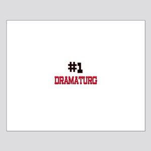 Number 1 DRAMATURG Small Poster